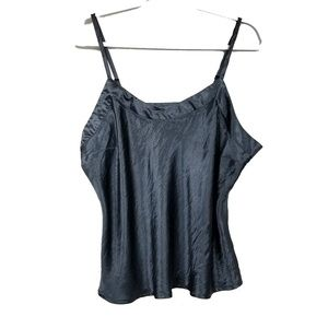 Women's Attention Camisole Charcoal Gray Sz XL